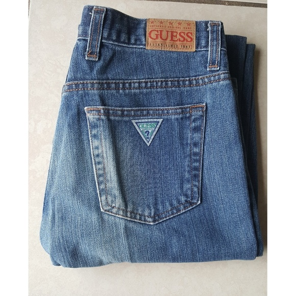 newest collection fa8e2 7d622 Vintage guess jeans 050